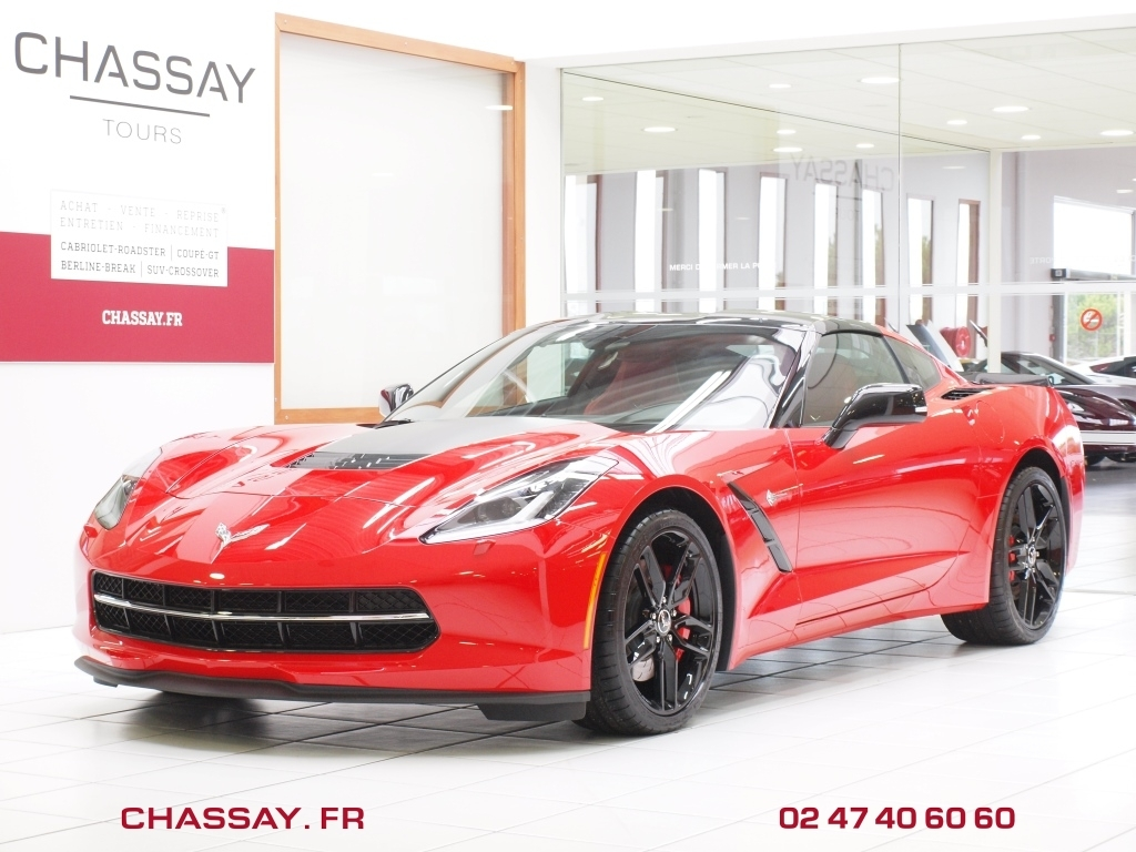 achat corvette neuve corvette c7 stingray neuve c7 stingray stingray sport edition c7 6 2 v8. Black Bedroom Furniture Sets. Home Design Ideas
