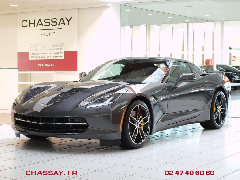 Corvette C7 Stingray C7 6.2 466 V8 BVA8 avant