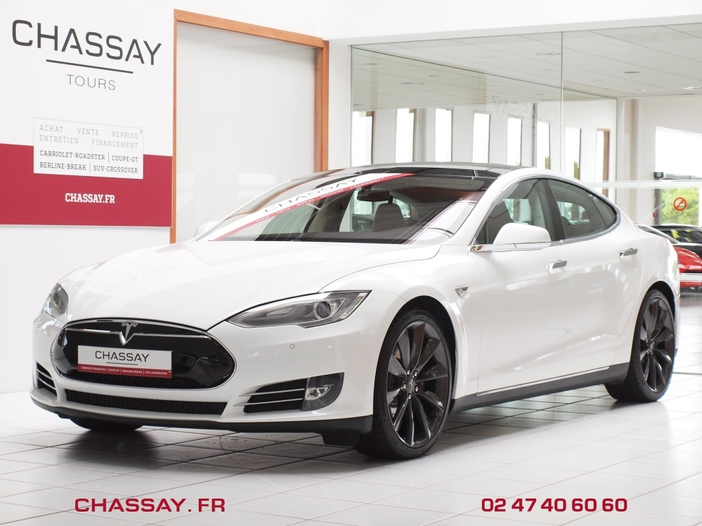 achat tesla occasion tesla model s occasion model s performance 85 kwh 2014 477 ch. Black Bedroom Furniture Sets. Home Design Ideas