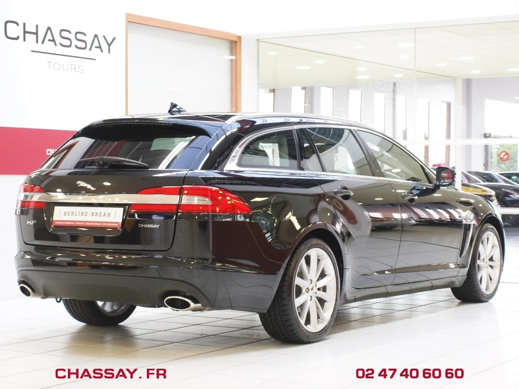 achat jaguar occasion jaguar xf sportbrake occasion xf sportbrake 2 luxe 3 0 l v6 d 2013. Black Bedroom Furniture Sets. Home Design Ideas