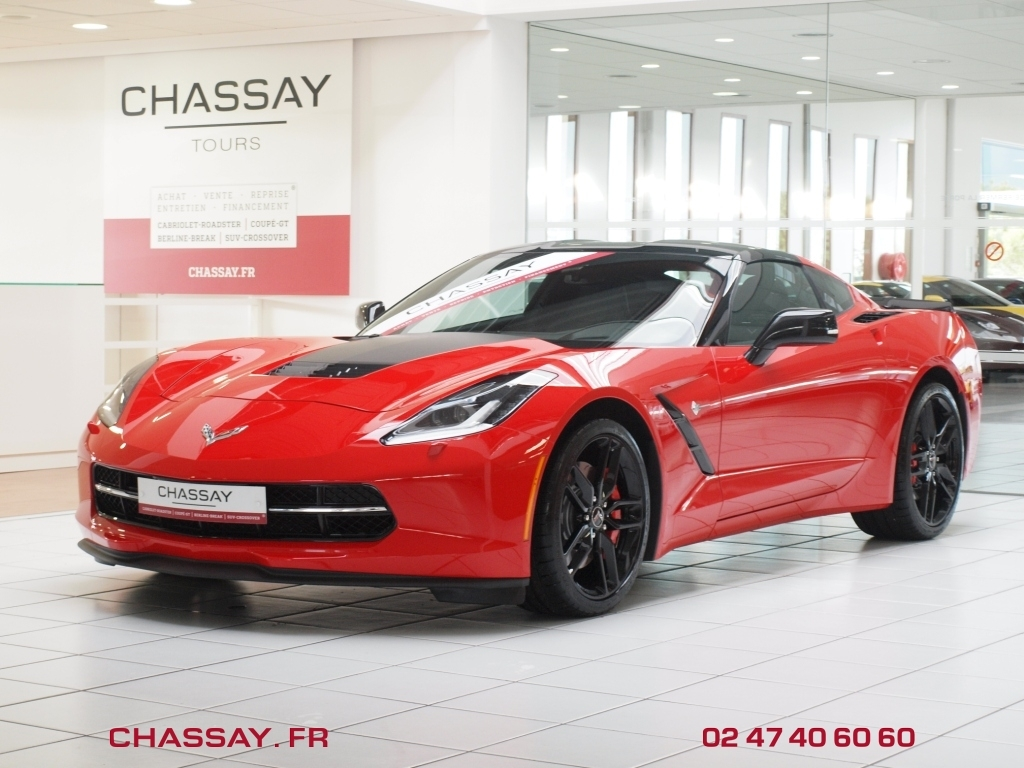 achat corvette occasion corvette c7 stingray occasion c7 stingray stingray sport edition. Black Bedroom Furniture Sets. Home Design Ideas