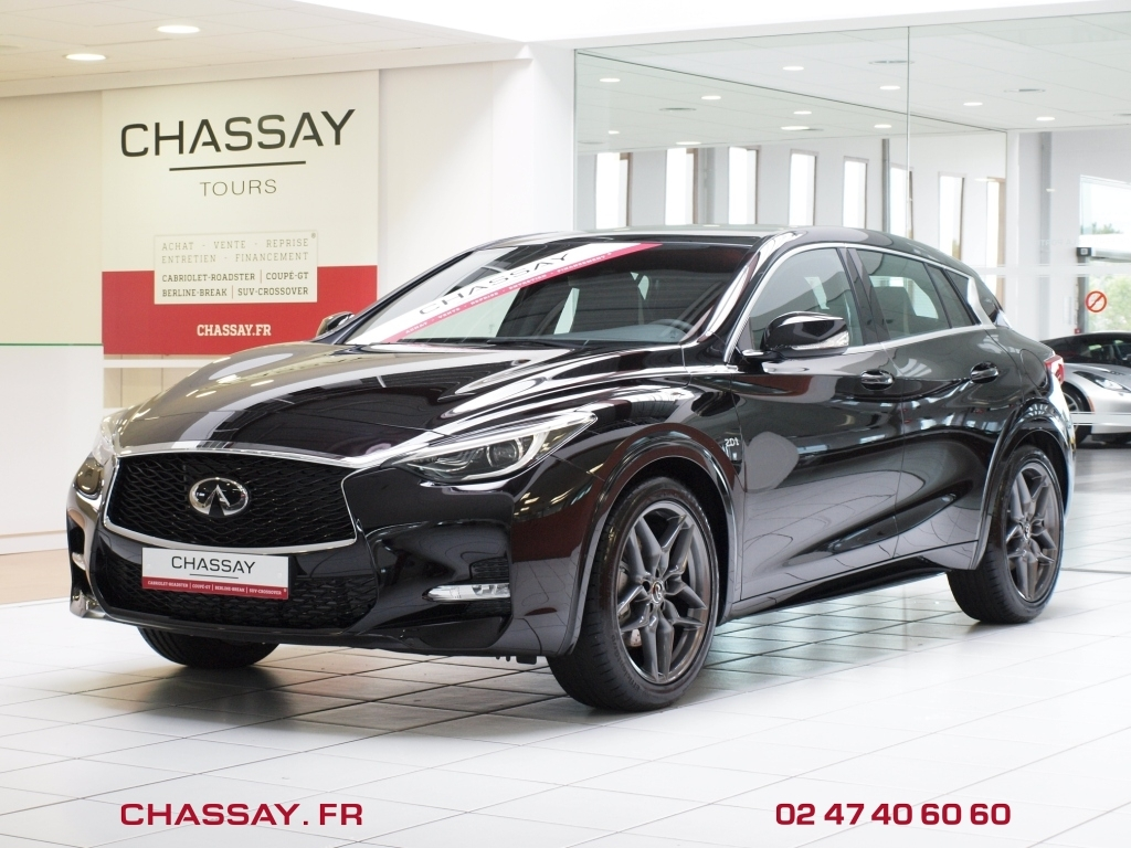 automobiles chassay tours infiniti q30 awd sport dct 2. Black Bedroom Furniture Sets. Home Design Ideas