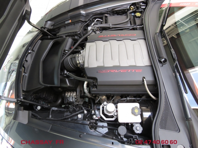 Corvette C7 Stingray C7 6.2 466 V8 moteur