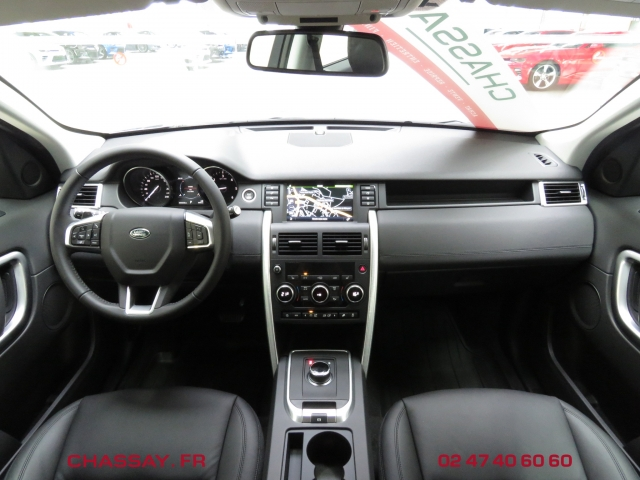 Land Rover Discovery Sport 2.0 TD4 150 moteur