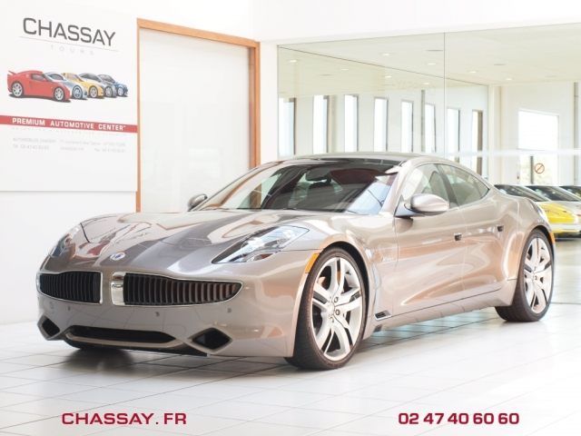 achat fisker occasion fisker karma occasion karma ecosport 408 2012 408 ch gris fonc. Black Bedroom Furniture Sets. Home Design Ideas