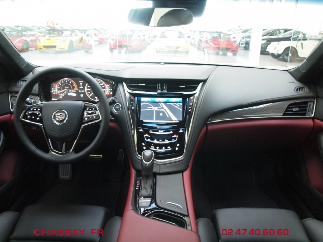 Cadillac CTS 2.0 Turbo moteur