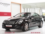 Mercedes CLASSE E COUPE 350 CDI Blueefficiency IV Executive BA7 7G-Tronic Plus Redon